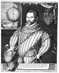 Francis Drake, corsaro a servizio di sua Maestà Elisabetta I