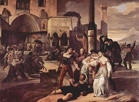 La rivolta dei Vespri siciliani (1282)